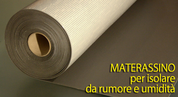 Materassini isolanti posa parquet parquefix - Materassini isolanti ...